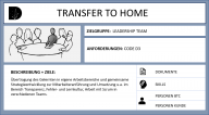 TRANSFER TO HOME