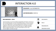 INTERACTION 4.0