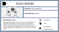 SCALE SCRUM